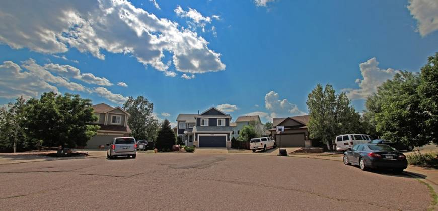 Popular Home on HUGE Cul De Sac Lot!