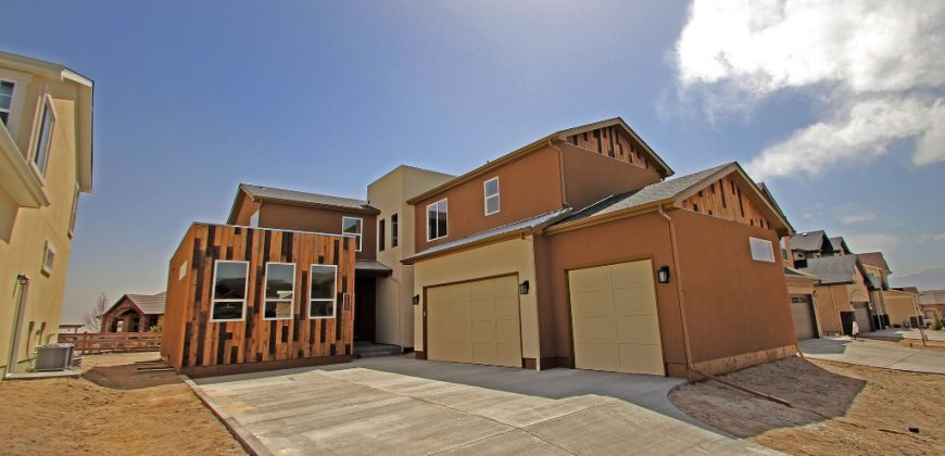 Brand New Wolf Ranch Property, HERS Certified Energy Efficient & Gorgeous!!