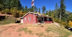 Quiet Home & Land Sitting in Rock Creek Valley