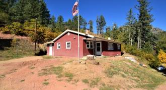 Quiet Home & Land Sitting in Rock Creek Valley