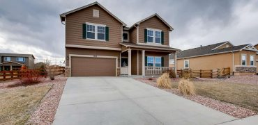 Stunning 2-Story Home in Falcon.