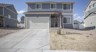 New Home For Sale! -2 Years OLD-4 Bedroom/3 Bath -7862 Treehouse Terrace-Fountain