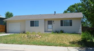 Great Ranch Home for Rent in Cimarron Eastridge