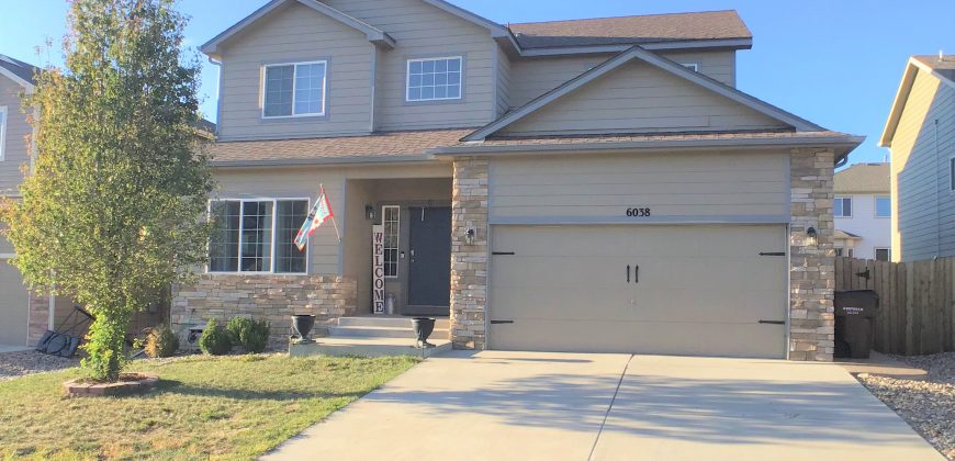 Gorgeous 2 Story Home in the Painted Sky Community