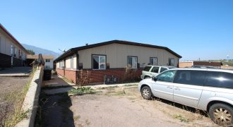 Cozy Rancher unit at 4-plex