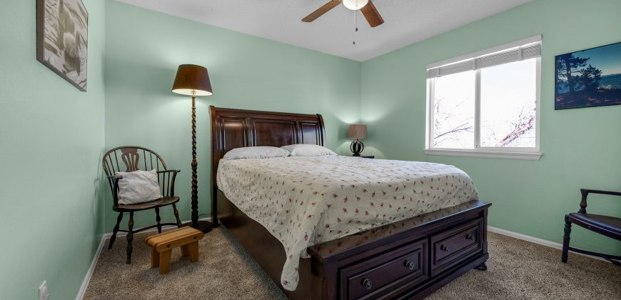 Gorgeous and well-maintained home Stetson Hills!