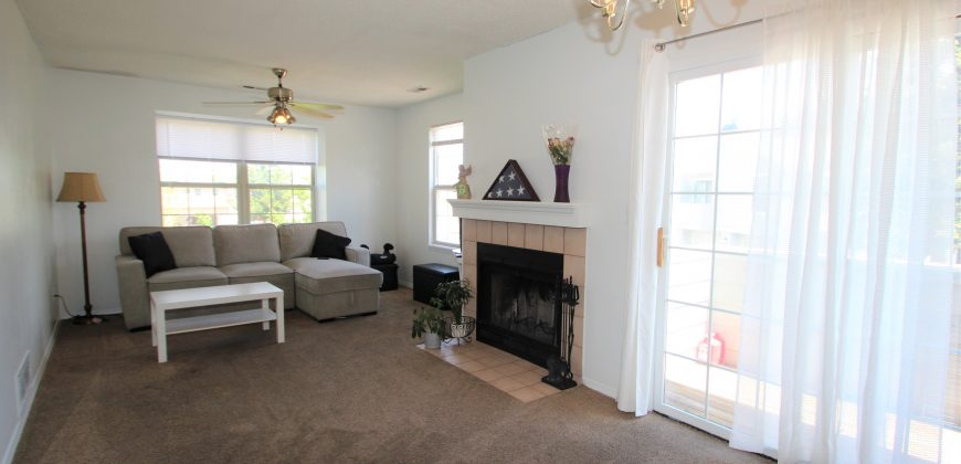 Intimate Condo with Fireplace!